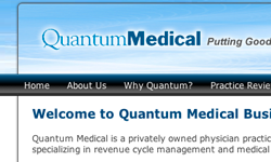 Quantum Medical Business Service (QMBS)