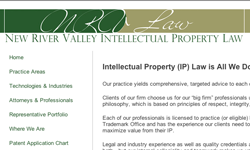 New River Valley IP Law